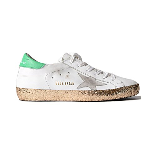 ... Golden Goose Deluxe Marque Superstar Sneaker Femmes Taille 39 (8.5 Us)  G31ws590.d53