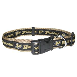 Mirage Pet Products Purdue University Collar for Dogs and Cats, Small