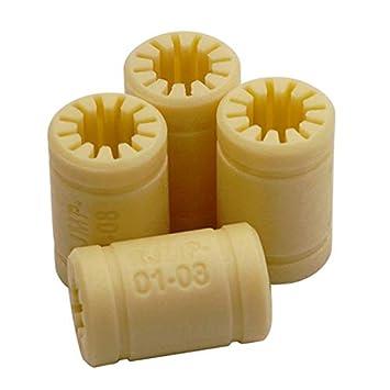 creatspaceES Impresora 3D Rodamiento de polímero sólido ...
