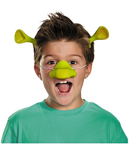 Cool Quick And Easy Costumes (Disguise Shrek Kit Costume)