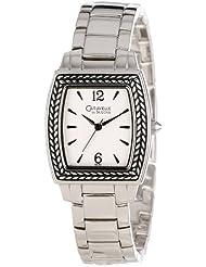 Caravelle by Bulova Womens 43L150  Tonneau Bracelet Watch