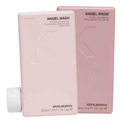 Kevin Murphy Angel Wash and Rinse for Fine Colored Hair Set, 8.4 - Kevin Angel Rinse Murphy