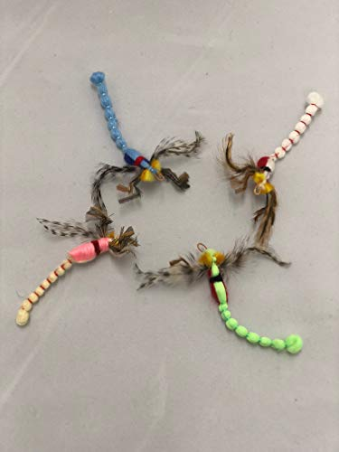 Litterboy Dragonflies (4 Pack) Attachment - Fits Popular Wand Toys