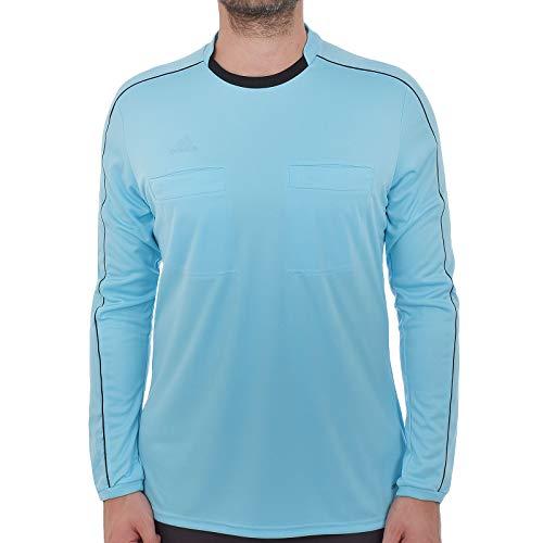 adidas Performance Mens Long Sleeve Soccer Referee 16 Jersey - Blue - S ()
