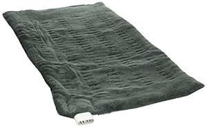 Sunbeam 002013-912-000 King Size XpressHeat Heating Pad, Green , 12 x 24-inches