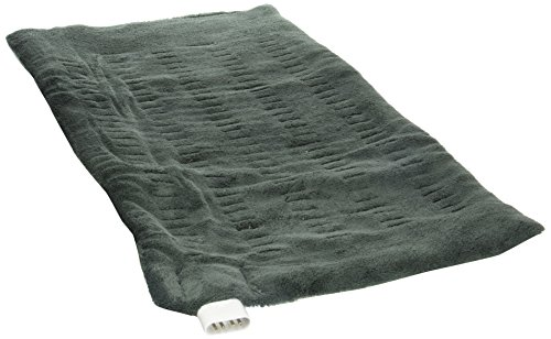 Sunbeam 002013-912-000 King Size XpressHeat Heating Pad, Gre