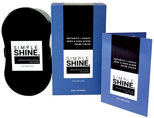 Premium Quality Neutral Shoe Shine Sponge Shining Luxury Leather Patent Waterproof (Shoe Polish Patent Leather)