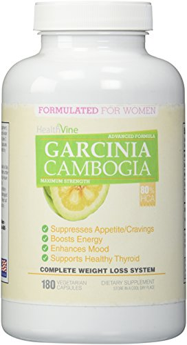 80% HCA MAXIMUM STRENGTH PURE GARCINIA CAMBOGIA EXTRACT FOR