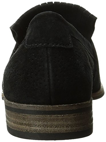 Seychelles Stray Black Boat Shoe Women's zrqxwFRz