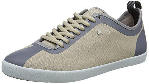 Boxfresh Calvict, Sneaker Uomo Grigio (String Stg/Lt Gry)