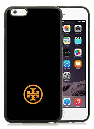 Tory Burch 68 Black iPhone 6 Plus 5.5 inch Screen TPU Phone Case Handmade and Newest Design