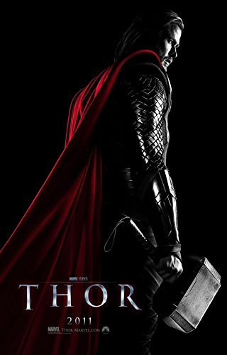 THOR Movie Poster Super Hero Comic 24x36inch