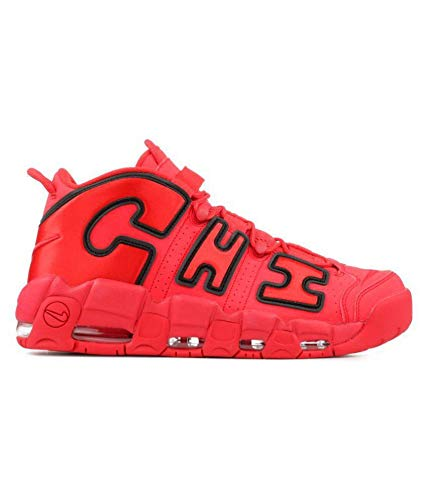 huge discount 2a3ad e634f Air More Uptempo Chicago Limited Edition Mens Basketball Shoes (8.5 UK)  Red  Buy Online at Low Prices in India - Amazon.in