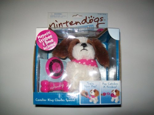 Nintendogs Puppy Playmates Cavalier King Charles Spaniel by Commonwealth by Commonwealth [並行輸入品][Commonwealth]