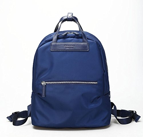 Swallowuk - Bolso mochila para mujer verde verde azul