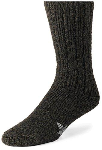 Wigwam Men's El Pine Sock,Medium,Olive Heather