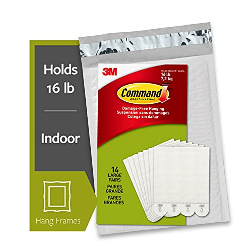 Command Large Picture Hanging Strips Heavy