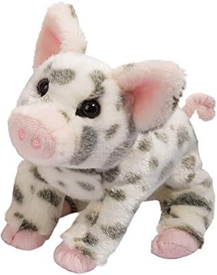 Amazon Com Douglas Pauline Spotted Pig Small Plush Stuffed Animal