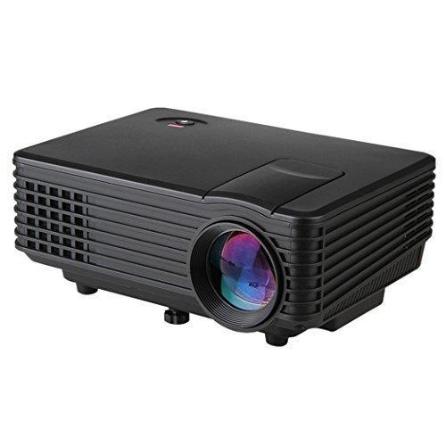 Soldcrazy RD805 Portable Multimedia Mini LED Projector