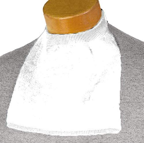 (Romet Stoma Cover (White) Turtleneck Design)