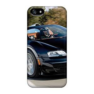 For HTC One M8 Phone Case Cover Premium Protective Case With Awesome Look - Bugatti Veyron Gran Sports