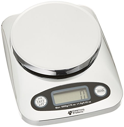 Learning Resources Classroom Compact Scale,5000G/1.0G Res (32016)
