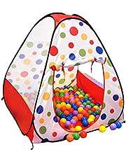 خيمة اطفال صناعة تايواني مع 100 كرة ملونه