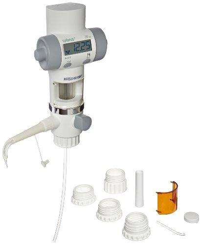 (Hirschmann Solarus 9392020 Titration Unit, 20ml Volume, 0.2% Accuracy)