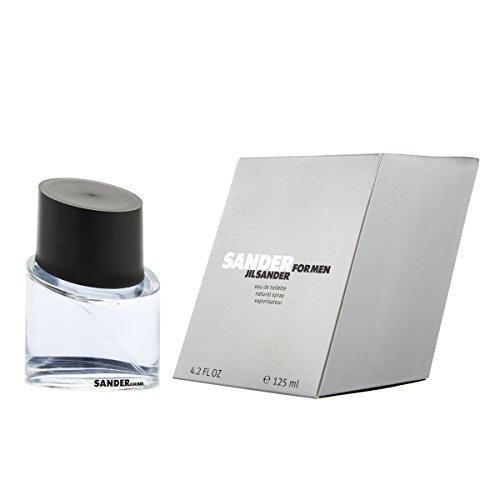 (Jil Sander Sander for Men Eau De Toilette Spray - 125ml/4.2oz)
