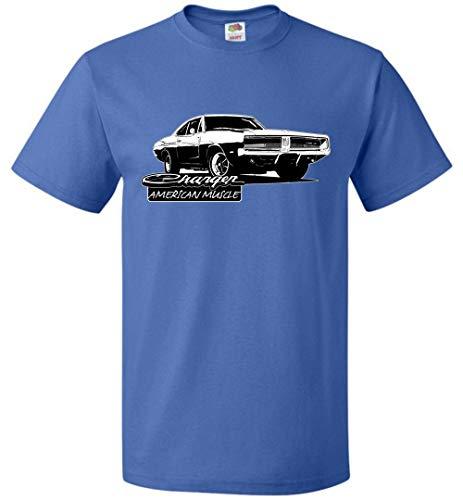 1969 Dodge Charger T-Shirt (1969 Dodge Charger General Lee For Sale)