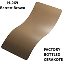Cerakote H-Series - All Colors - FACTORY BOTTLED - Baked Firearm Coating - (ALL COLORS AVAILABLE) - 118 ml (4 OZ BOTTLE)