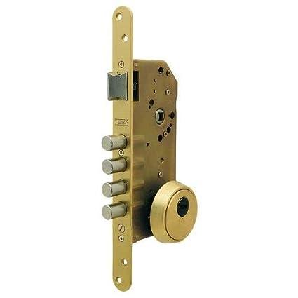 Azbe - Cerradura Seguridad Embutir 1 Punto R200B566Ai
