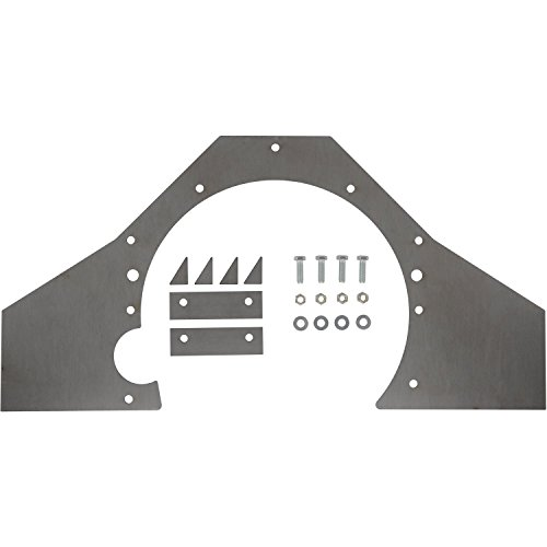 JEGS Performance Products 64052 Mid-Mount Plate GM LS Engines