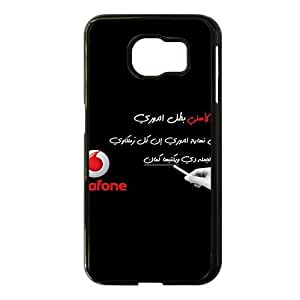 Simple pattern DAFONE Phone case for Samsung galaxy s 6