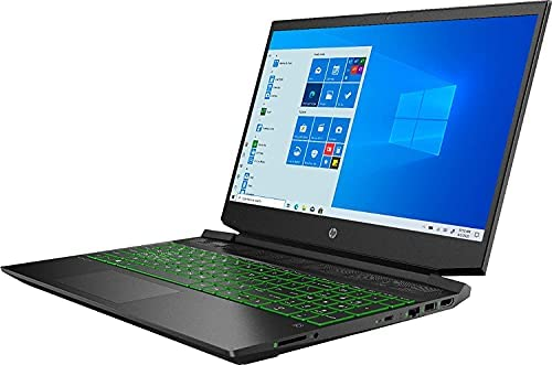 HP Pavilion 2020 15.6″ FHD Gaming Laptop Computer, 6-Core AMD Ryzen 5 4600H 3.0GHz, 8GB RAM, 256GB SSD, NVIDIA GeForce GTX 1650, Backlit Keyboard, No DVD, Webcam, Bluetooth,Wi-Fi,HDMI,Win 10,TMLTT Kit