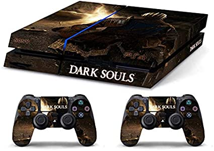Skin PS4 HD DARK SOULS 2 - limited edition DECAL COVER ADHESIVO ...
