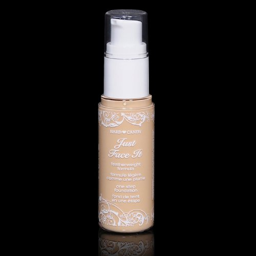 Hard Candy Just Face It One Step Foundation Light (Step One Foundation Makeup)