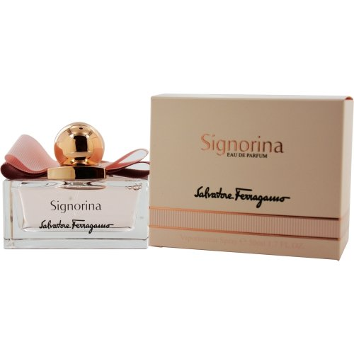 SIGNORINA by Salvatore Ferragamo EAU DE PARFUM SPRAY 1.7 OZ for WOMEN ---(Package Of 2)