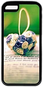 Diy hard Case Rose For Iphone 6 4.7 Inch Case Cover [Pattern-1]
