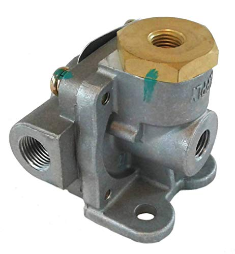 Anti-Compounding Air Spring Brake Quick Release Valve for Heavy Duty Big Rigs