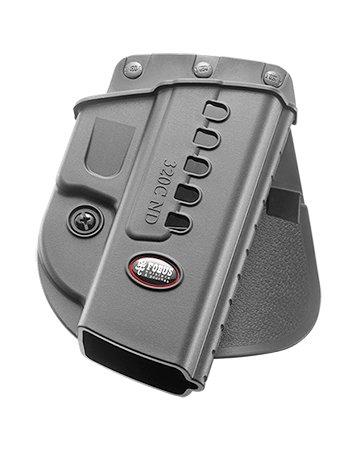 Fobus 320S ND Right Hand Concealed Carry Holster Pouch Fits Sig Sauer 320 Sub Compact