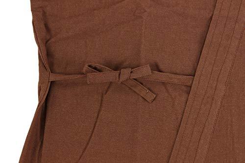 Edoten Men's Japan Kimono Denim Samue