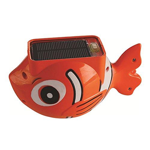 Blue Wave NA4177 Sun Fish Solar Floating Pool Light Buoy Floating Pool Light