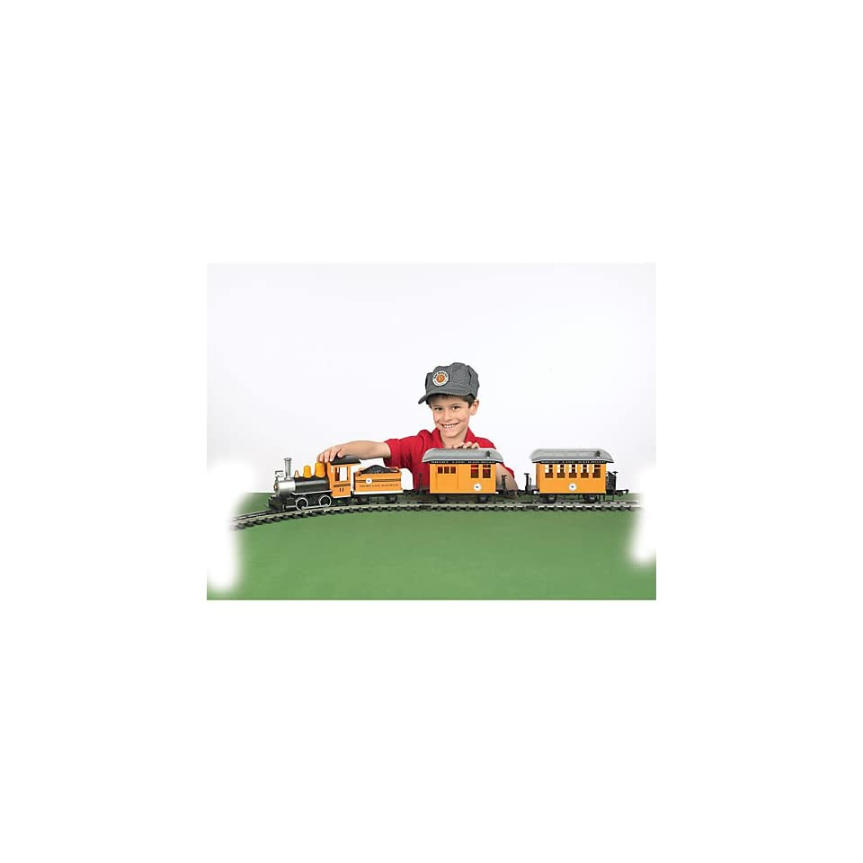 Bachmann Industries Lil Big Haulers Short Line Special G Scale RTR Train Set, Large