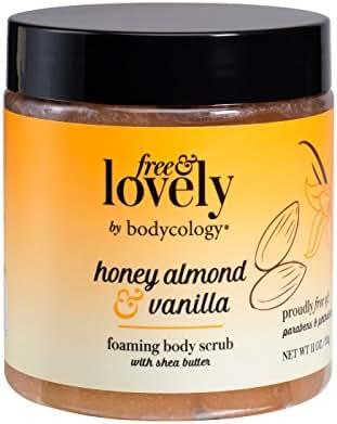 Body Washes & Gels: Bodycology Free & Lovely Body Scrub