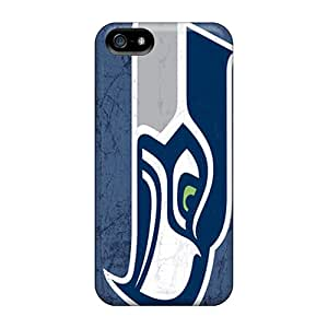 Fashion TEV1656HSii Case Cover For Iphone 5/5s(seattle Seahawks)