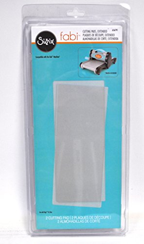 Extended Cutting Pads (Sizzix 656791 Cutting Pads, Extended)