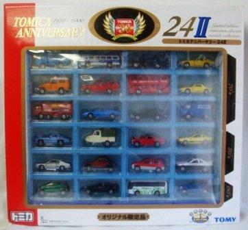 トミカアニバーサリー24II(24台セット) 30周年記念限定品 528791