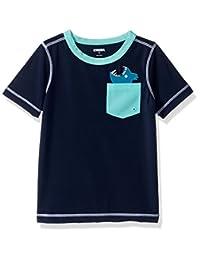 Gymboree baby-boys Toddler Boys Nvy Blu Pocket Rashguard