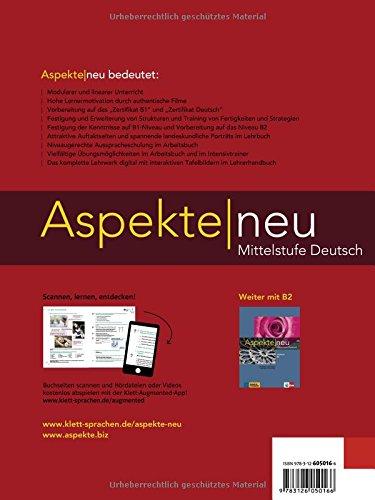 Aspekte B1 Lehrbuch и Arbeitsbuch скачать
